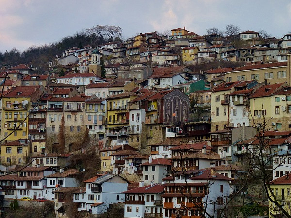 Old City, Veliko Tarnovo, Bulgaria