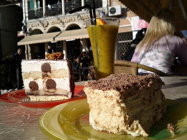 Cafe Stratilat, Veliko Tarnovo