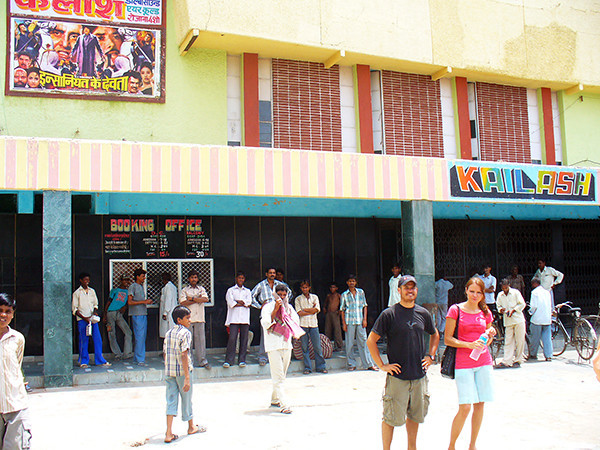 Cinema in Agra