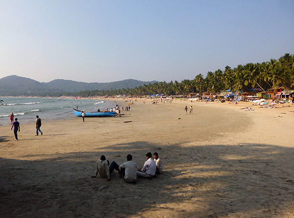 Palolem Beach (Goa)
