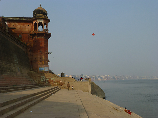 Palace on the Ganges (Varanasi)