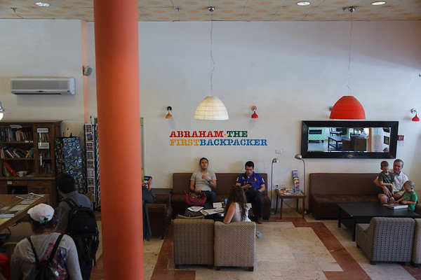 Abraham Hostel in Jerusalem