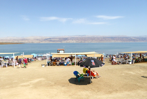 Kalia Beach Resort, Dead Sea