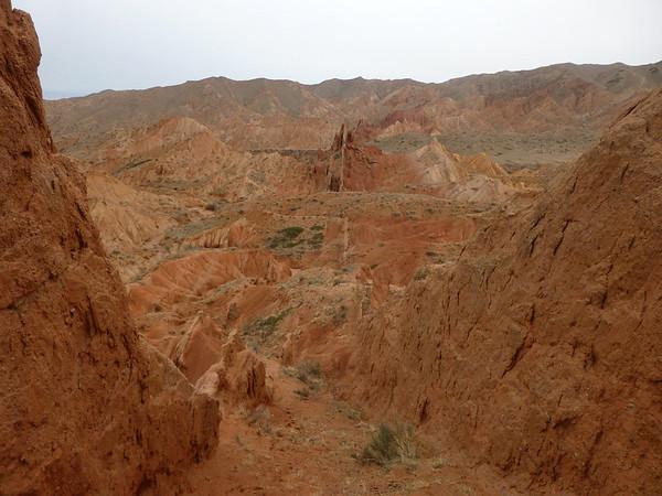 Skazka Canyon, Tamga (2)