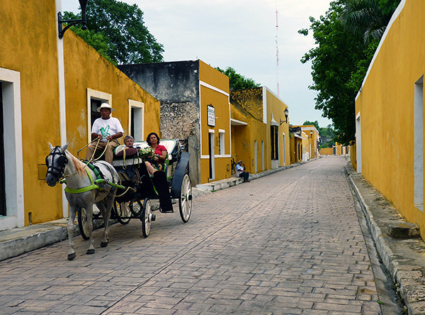 Izamal, Mexico