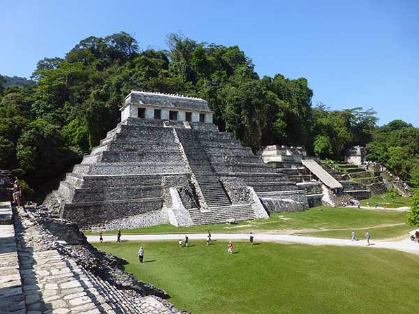 Palenque, Mexico