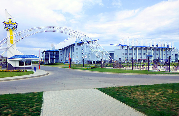 Stadium in Transnistria
