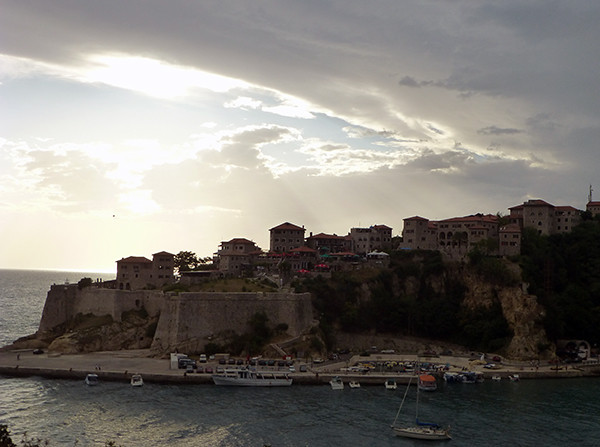 Old City, Ulcinj, Montenegro