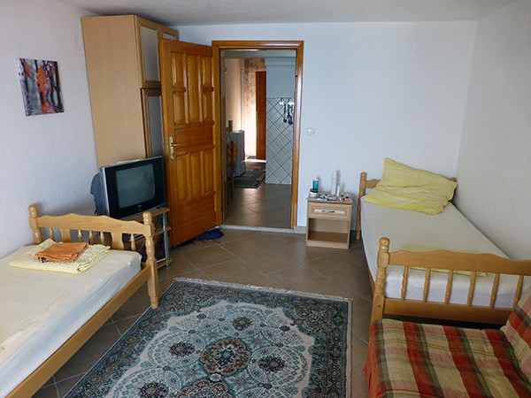 Apartment Interior in Ulcinj