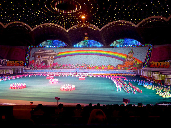 Mass Games, North Korea 10