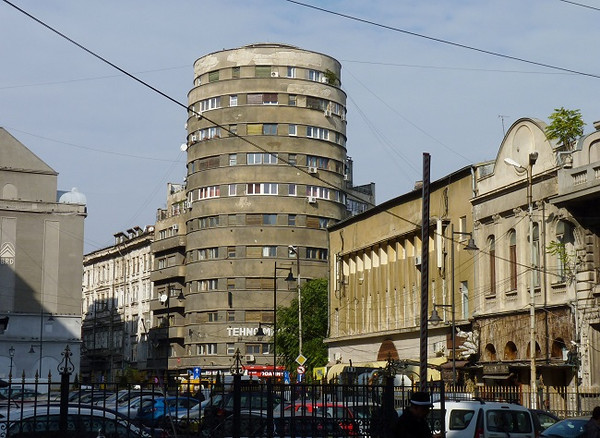 City Center, Bucharest, Romania