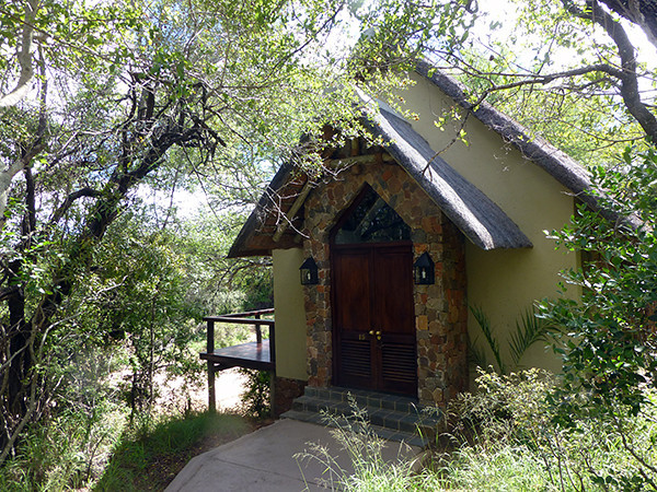 Cabin at Thornybush Lodge