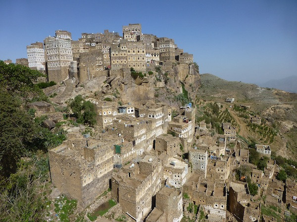 Al-Hajarah, Yemen