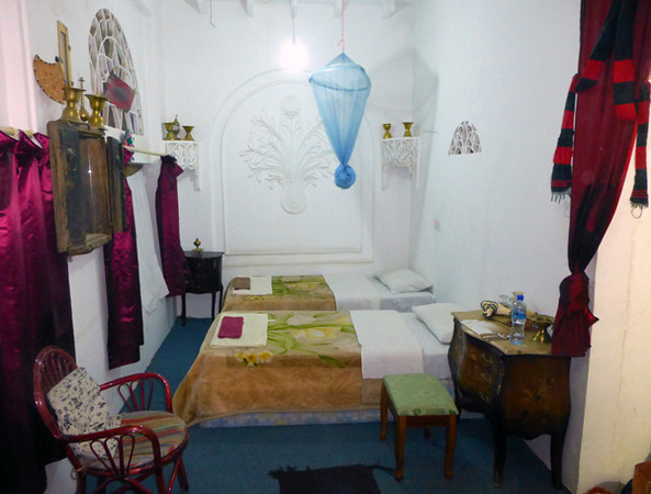 Dawood Hotel, Sanaa, Yemen (room 3)