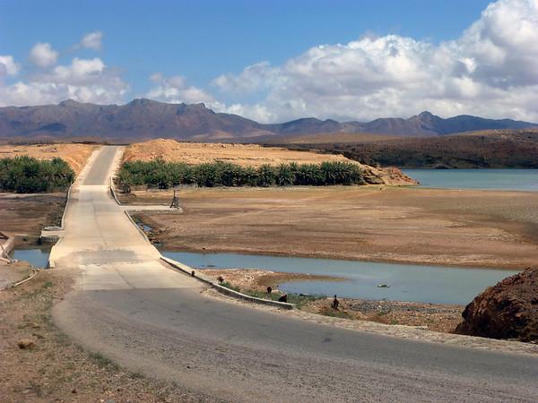 Socotra Island landscape