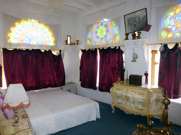 Dawood Hotel, Sanaa, Yemen (bridal room)