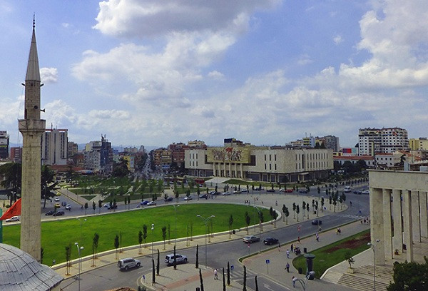 Tirana, Albania