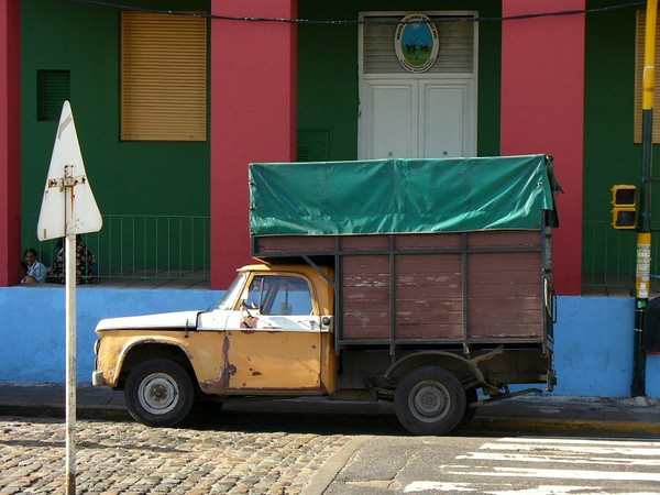 La Boca, Buenos Aires