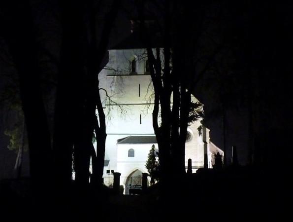 Halloween In Transylvania - Church on the Hill, Sighisoara