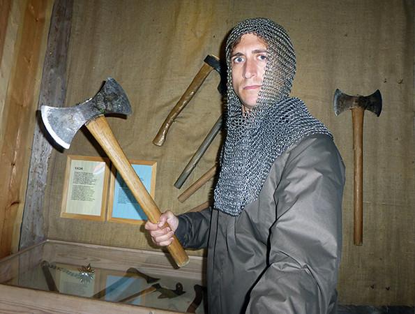 I Am a Viking, Rosala, Finland