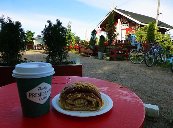 Regatta Cafe, Helsinki