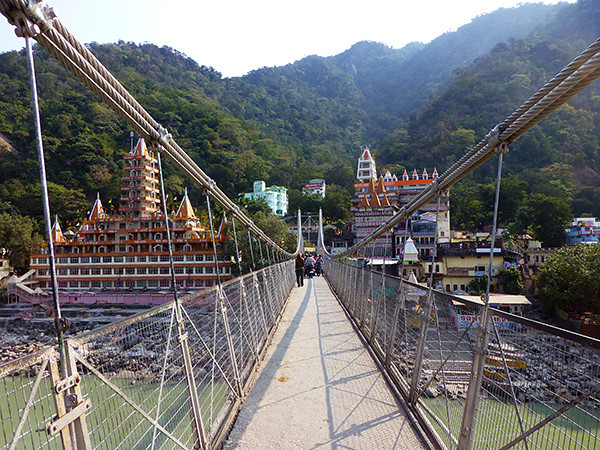Laxman Jhula, Rishikesh, India