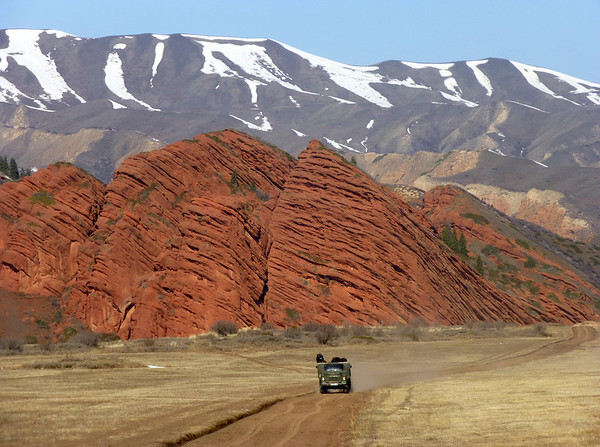 Jeti Oguz, Kyrgyzstan (hiking)