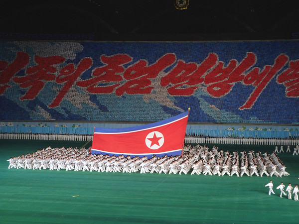 Mass Games, North Korea 7