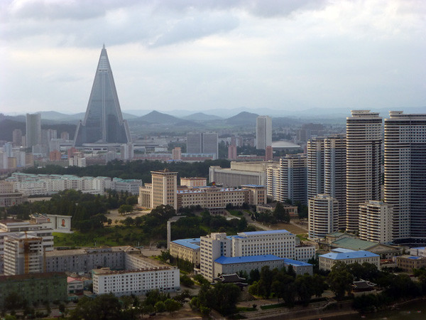 View of Pyongyang 5