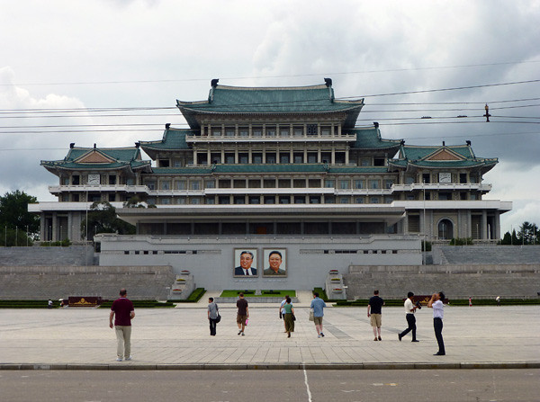 Kim Il-Sung Square, Pyongyang 2