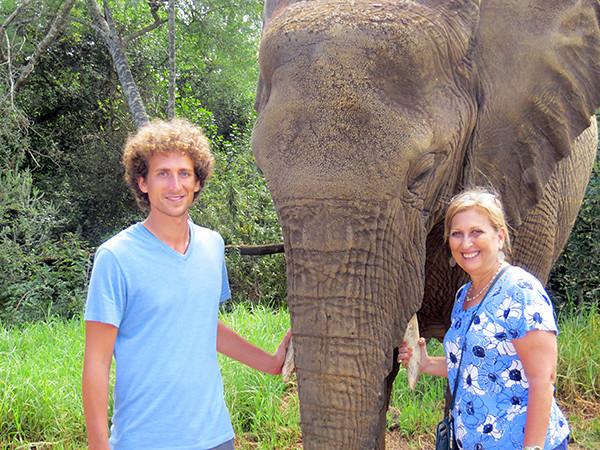 Elephant Sanctuary, Plettenberg Bay