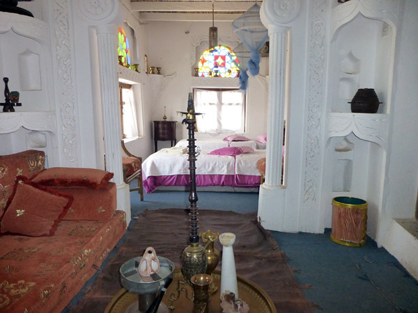 Dawood Hotel, Sanaa, Yemen (room 2)