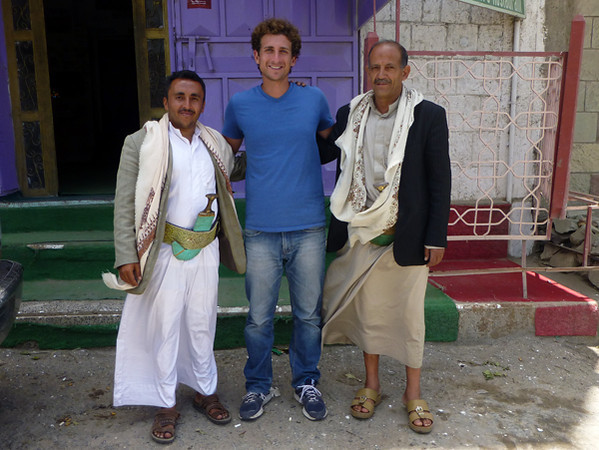 My Guides in Yemen