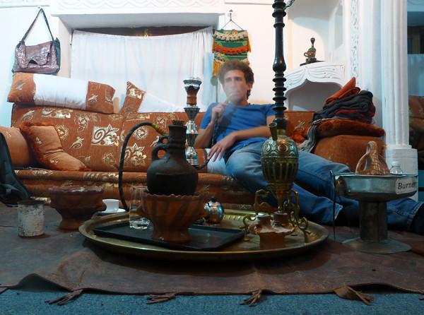Dawood Hotel, Sanaa, Yemen (shisha)