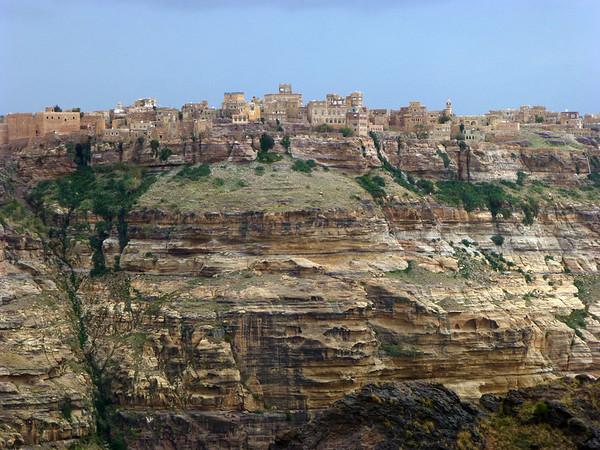 Kawkaban, Yemen