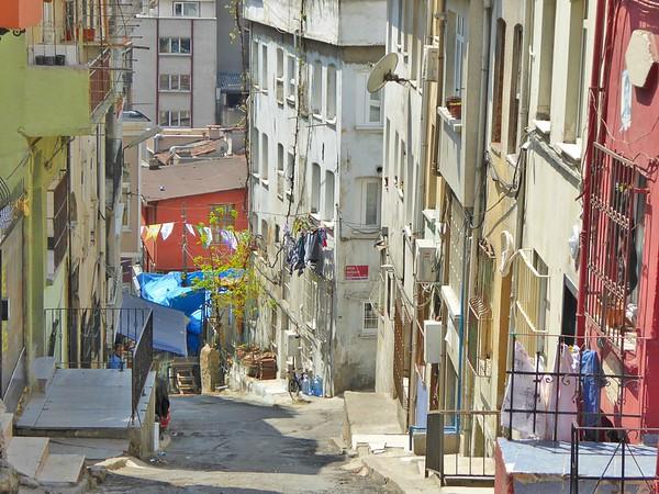 Kurtulus, Istanbul