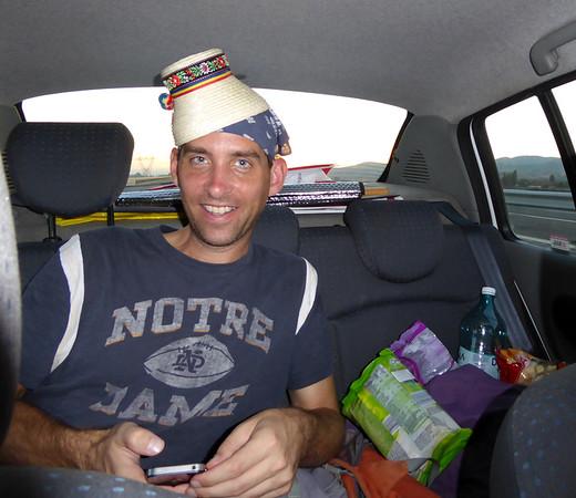 Brian - Romania road trip