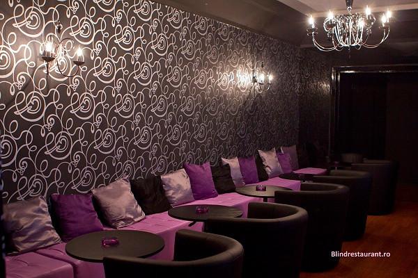 Blind Restaurant, Bucharest, Romania